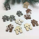 Вырубка деревянная «Домик»
