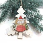 Декор новогодний новогодние украшения купить оптом