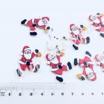 Дед Мороз  деревянный.  60 шт.