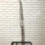 Салекс коричневый. 120 см
