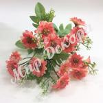 Букет хризантемы. Розовый.