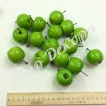 Яблоки зеленые 100 штук. 4 см