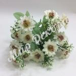 Букет хризантем . Белый.