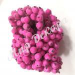 Ягода в сахаре. Розовая