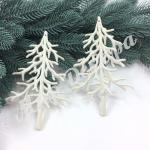 Новогоднее украшение « Дерево белое»