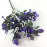 Кусты цветные искусственные для декора