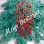 Лист коралла красный. 10 штук