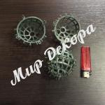 Используется как насадка для цветов или зелени, для создания декоративного шара