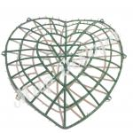 Каркас сердце большое . 50 см.