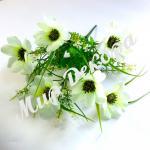 Искусственные цветы оформление свадеб