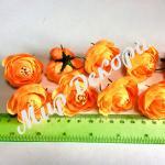 Головы искусственных цветов ранункулюса  маргаритка декор для флор истов