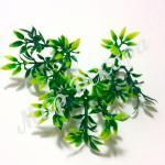 Шары зеленые декоративные разных размеров