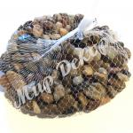 Камни для декора галька песок мраморная крошка