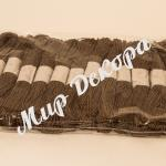 Шнур хлопчатобумажный коричневый купить в Украине