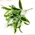 Искусственные кусты дифенбахии  зелень декоративная искусственная купить оптом