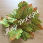 Листья осенние оскуственные  все для декора