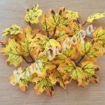 Листья осенние для создани осенних цветочных композиций