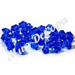 Искусственный лед (синий)