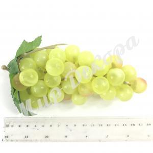 Гроздь винограда . Белый 16 см